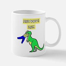 NERVOUS REX Mugs