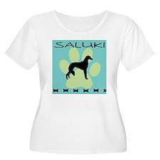 saluki dog  T-Shirt