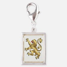 English Lion Rampant Charms