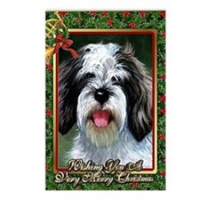 Petite Basset Griffon Ven Postcards (Package of 8)