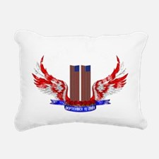 world trade center 911 m Rectangular Canvas Pillow