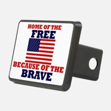 American Pride Hitch Cover