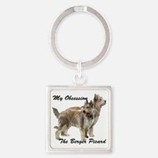 Berger Picard Obsession Square Keychain