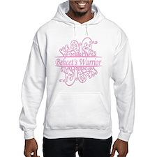 Behcets Warrior Hoodie Sweatshirt