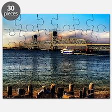 Rockaway Beach Fisherman Puzzle