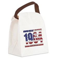1964 Made In America Canvas Lunch Bag