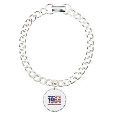 1964 Made In America Charm Bracelet, One Charm