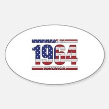 1964 Made In America Decal