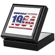 1964 Made In America Keepsake Box