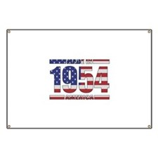 1954 Made In America Banner
