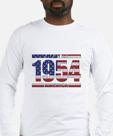1954 Made In America Long Sleeve T-Shirt