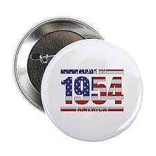 "1954 Made In America 2.25"" Button"