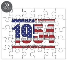1954 Made In America Puzzle