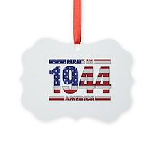 1944 Made In America Ornament