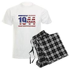 1944 Made In America Pajamas