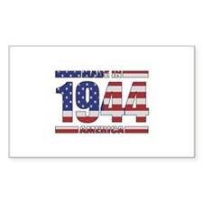1944 Made In America Decal