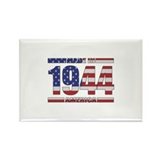 1944 Made In America Rectangle Magnet