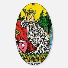 THE EMPRESS TAROT CARD Decal