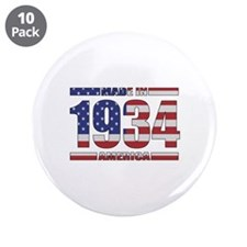 """1934 Made In America 3.5"""" Button (10 pack)"""