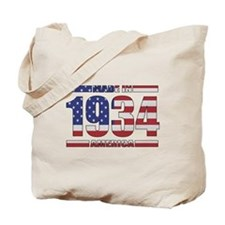 1934 Made In America Tote Bag