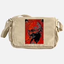 gandhi button.png Messenger Bag