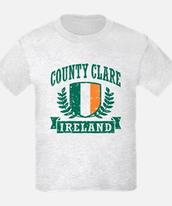 County Clare Ireland T-Shirt