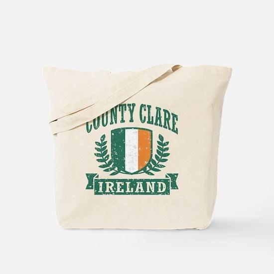 County Clare Ireland Tote Bag