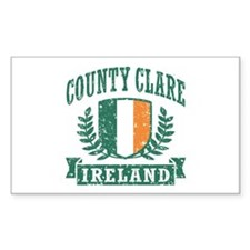 County Clare Ireland Decal