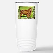 Sussex Spaniel Dog Chri Travel Mug