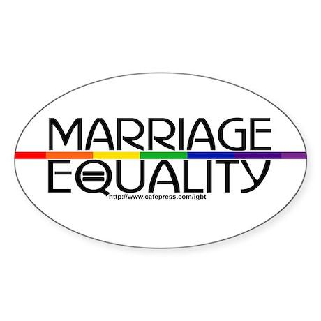 StickerBumper_MARRIAGEHEARTS003 Sticker