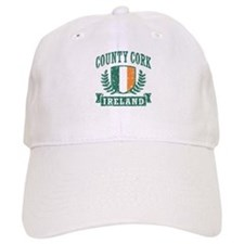 County Cork Ireland Baseball Cap