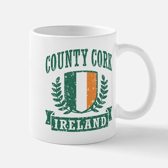 County Cork Ireland Mug