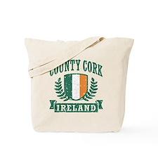 County Cork Ireland Tote Bag