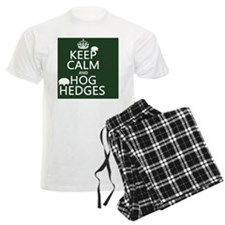 Keep Calm and Hog Hedges (hed Pajamas