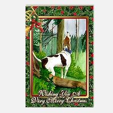 Treeing Walker Coonhound  Postcards (Package of 8)