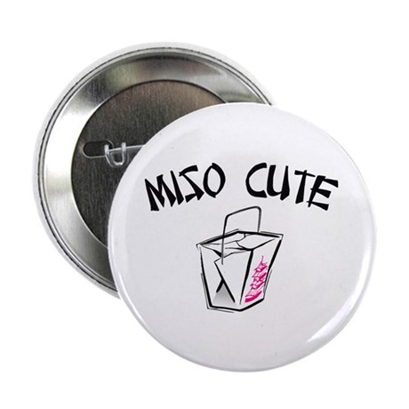 """Miso Cute 2.25"""" Button (10 pack)"""