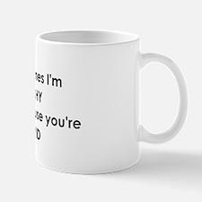 CBr Stupid Mug