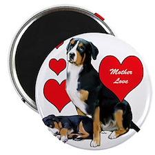 Swissie Mother Love Magnet