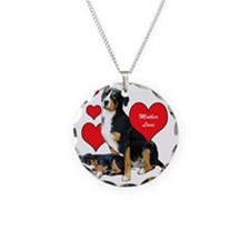 Swissie Mother Love Necklace