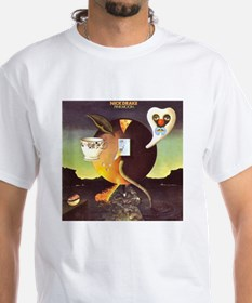 Nick Drake 'Pink Moon' Album Art T-Shirt
