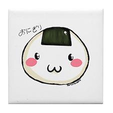 onigiri Tile Coaster