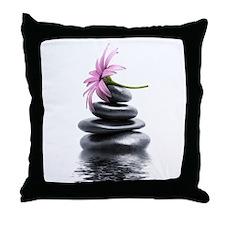 Zen Reflection Throw Pillow