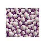 Baby baseball Fleece Blankets