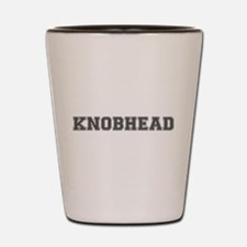 KNOBHEAD Shot Glass