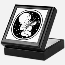 violin-womb-813-T Keepsake Box