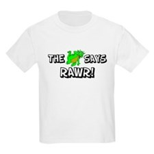 The Dragon Says Rawr T-Shirt