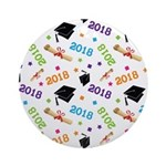 Class Of 2018 Gift Ornament (Round)