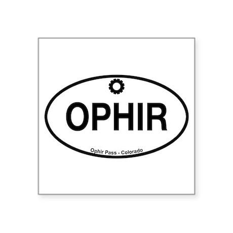 Ophir Pa Sticker
