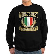 World's Best Nonna Sweatshirt