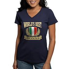 World's Best Nonna Shirt